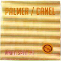 Vinilo Split#1 de Palmer/Canel
